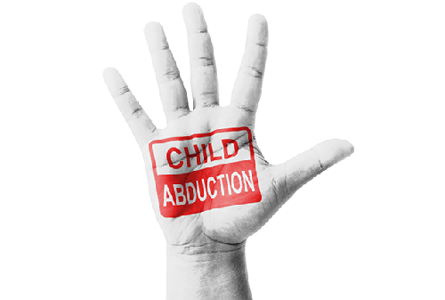 What is the Child Abduction Hotline?